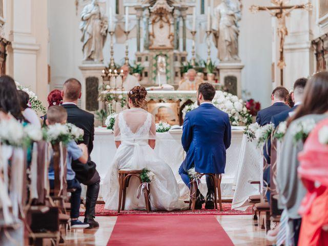 Il matrimonio di Luca e Annabella a Mogliano Veneto, Treviso 19