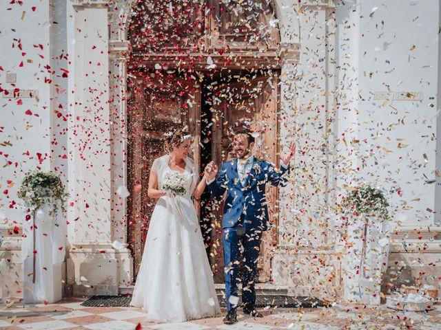 Il matrimonio di Luca e Annabella a Mogliano Veneto, Treviso 27