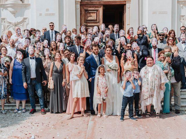 Il matrimonio di Luca e Annabella a Mogliano Veneto, Treviso 29