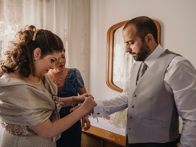 Il matrimonio di Vito e Maddalena a Ciminna, Palermo 10