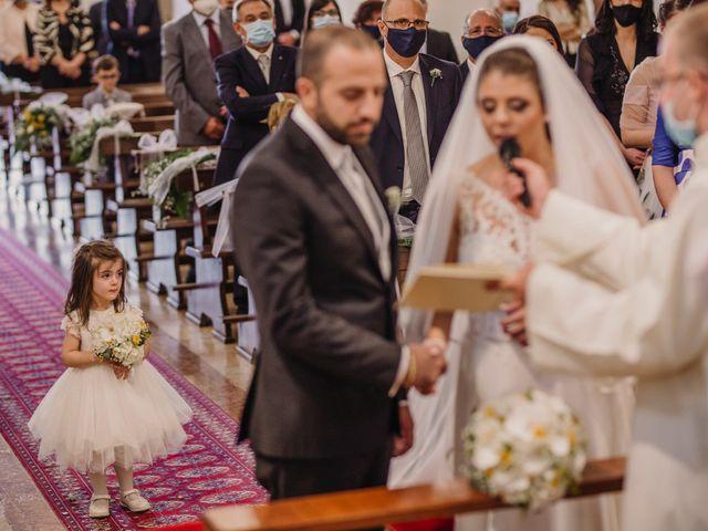 Il matrimonio di Vito e Maddalena a Ciminna, Palermo 34