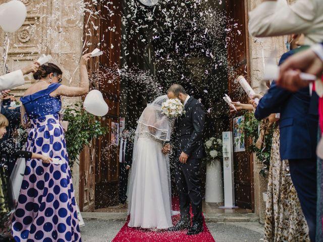 Il matrimonio di Vito e Maddalena a Ciminna, Palermo 42