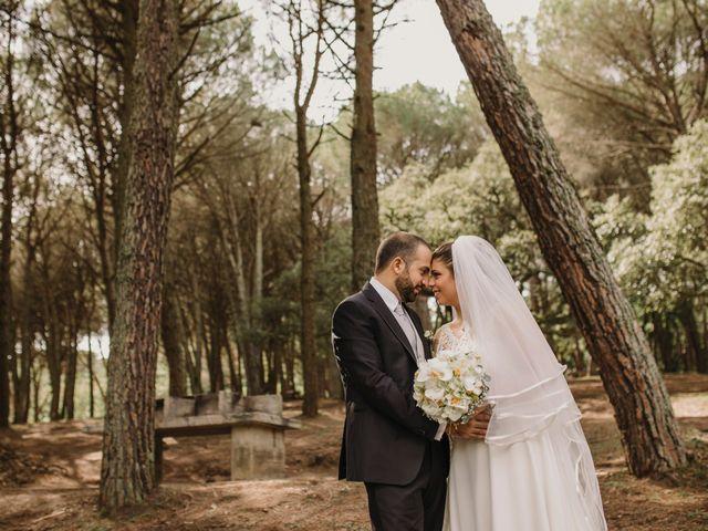 Il matrimonio di Vito e Maddalena a Ciminna, Palermo 48