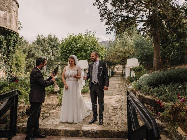 Il matrimonio di Vito e Maddalena a Ciminna, Palermo 58