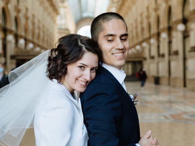 Le nozze di Natalia e Cristian