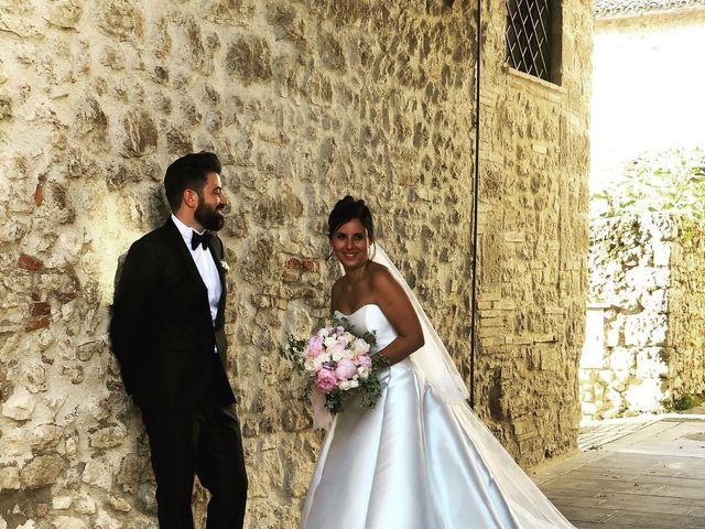 Le nozze di Stefano e Barbara
