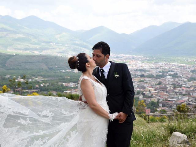 le nozze di Veronica e Pasquale