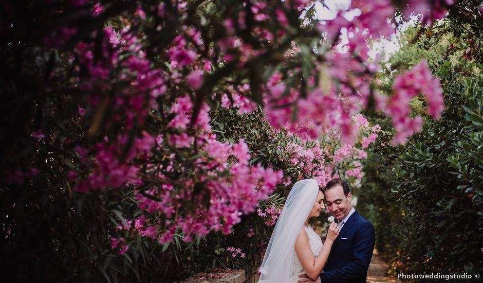 Il matrimonio di Luca e Donatella a Napoli, Napoli