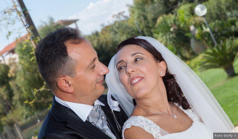 Il matrimonio di Andrea e Speranza a Monserrato, Cagliari