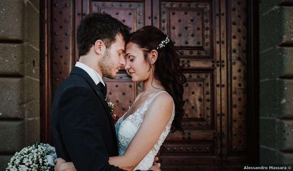 Il matrimonio di Damiano e Ilaria a Roma, Roma