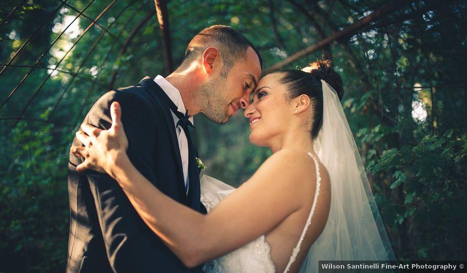 Il matrimonio di Alessandro e Violetta a Fano, Pesaro - Urbino