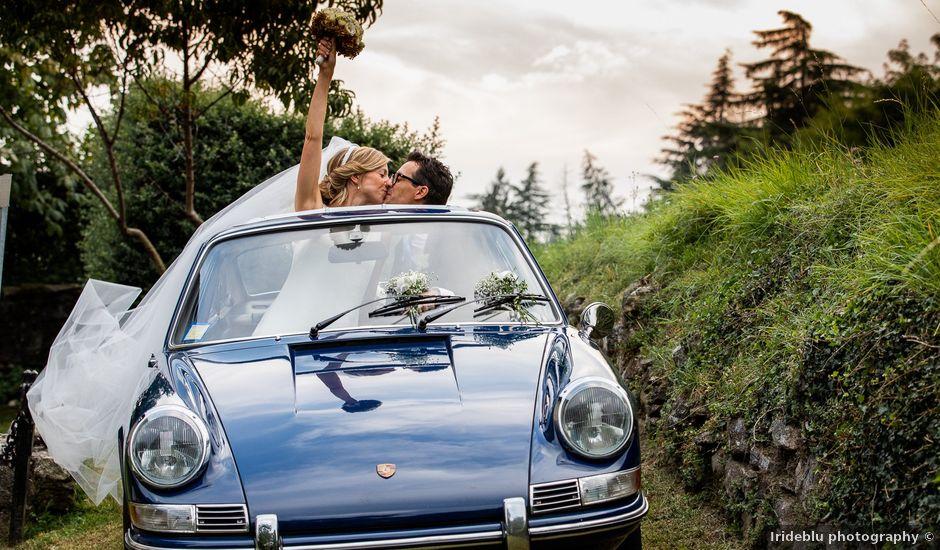 Il matrimonio di Lorenzo e Francesca a Albavilla, Como