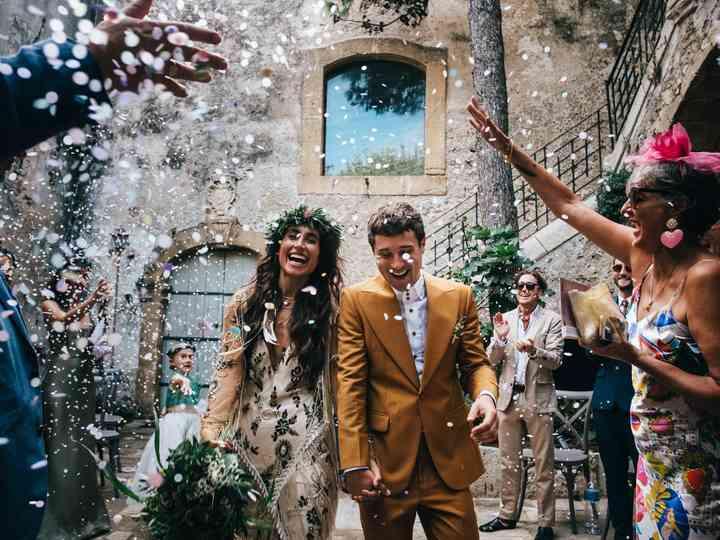 le nozze di Lindsay e Max