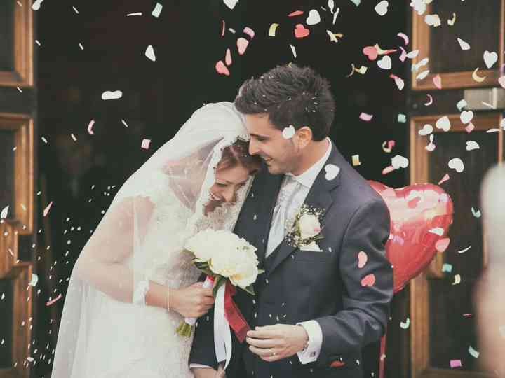 Le nozze di Sara e Mirko