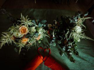 Le nozze di Selene e Alison 1
