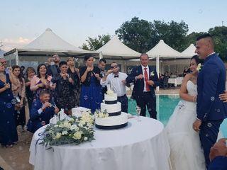 Le nozze di Alessandra e Raimondo