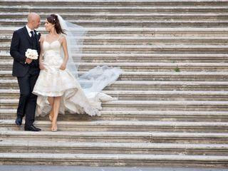 Le nozze di Julia e Gabriele