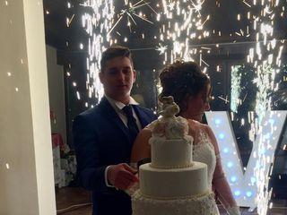 Le nozze di Michele e Giusi 1