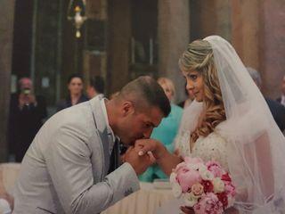 Le nozze di Andrea  e Vanessa