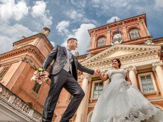Le nozze di Eleonora e Maurizio