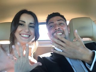 Le nozze di Ennio e Eliana