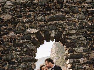 Le nozze di Dominga e Giuliano