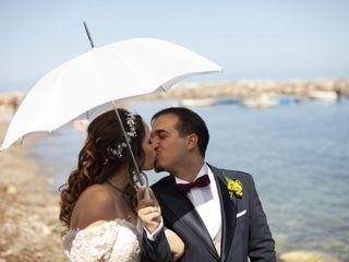 Le nozze di Alberto e Vanessa 2