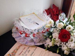 Le nozze di Catalina e Stefano 1