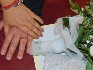 Le nozze di Catalina e Stefano