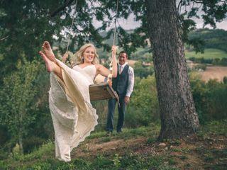 Le nozze di Bonnie e Ruston