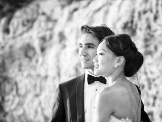 Le nozze di Yvonne e Luca