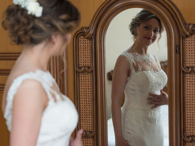 Il matrimonio di Ciro e Rosa a San Gennaro Vesuviano, Napoli 2