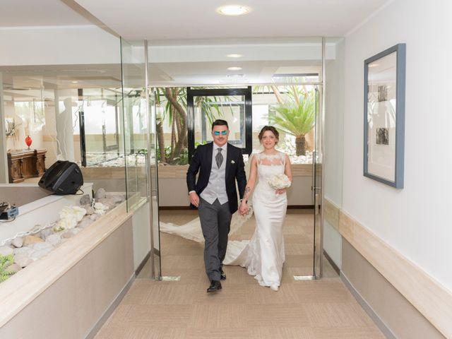 Il matrimonio di Ciro e Rosa a San Gennaro Vesuviano, Napoli 5