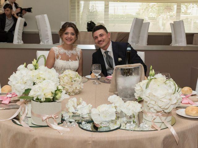 Il matrimonio di Ciro e Rosa a San Gennaro Vesuviano, Napoli 7