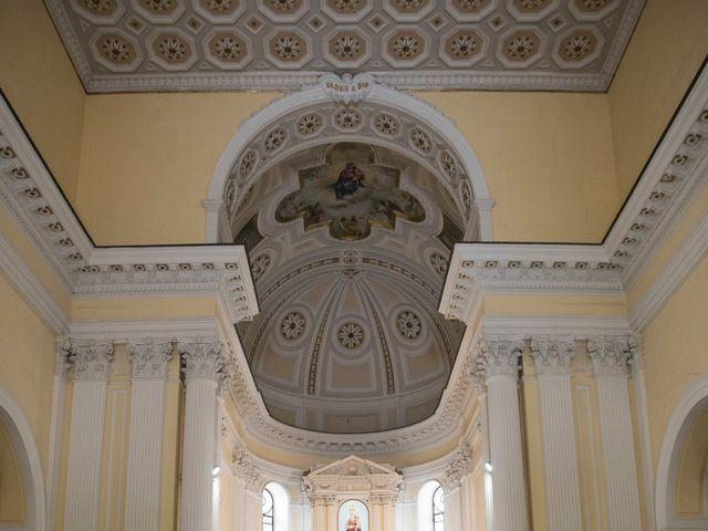 Il matrimonio di Ciro e Rosa a San Gennaro Vesuviano, Napoli 9