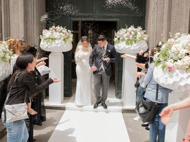 Il matrimonio di Ciro e Rosa a San Gennaro Vesuviano, Napoli 11