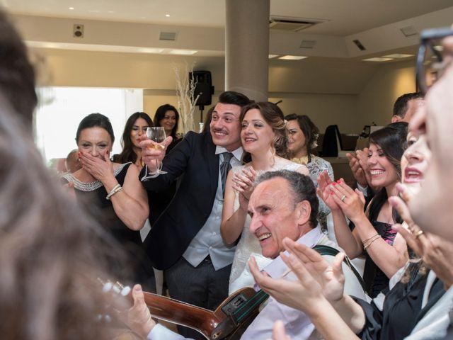 Il matrimonio di Ciro e Rosa a San Gennaro Vesuviano, Napoli 15