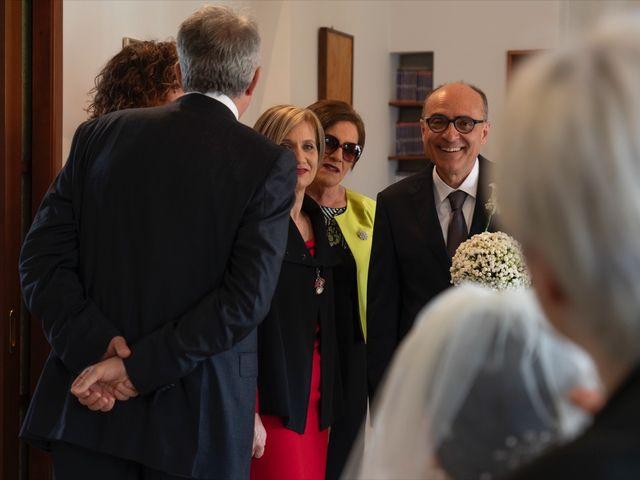 Il matrimonio di Arsenio e Giovanna a Polla, Salerno 1