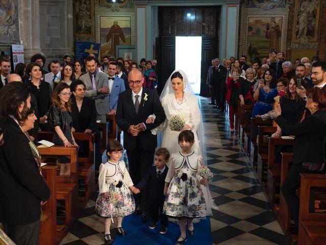 Il matrimonio di Arsenio e Giovanna a Polla, Salerno 15