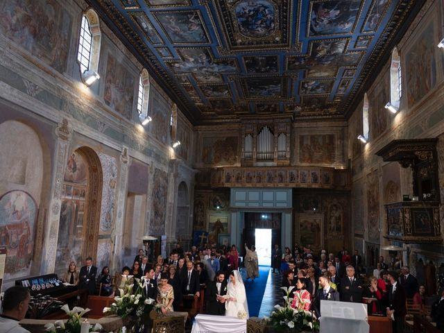 Il matrimonio di Arsenio e Giovanna a Polla, Salerno 16