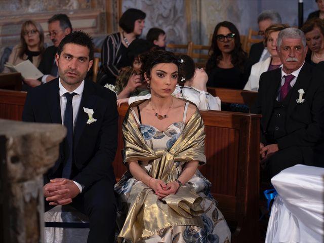 Il matrimonio di Arsenio e Giovanna a Polla, Salerno 17