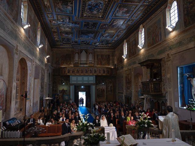 Il matrimonio di Arsenio e Giovanna a Polla, Salerno 20