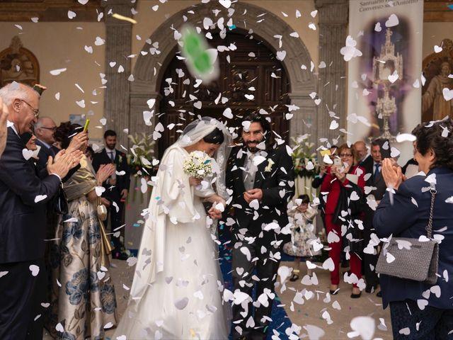 Il matrimonio di Arsenio e Giovanna a Polla, Salerno 32