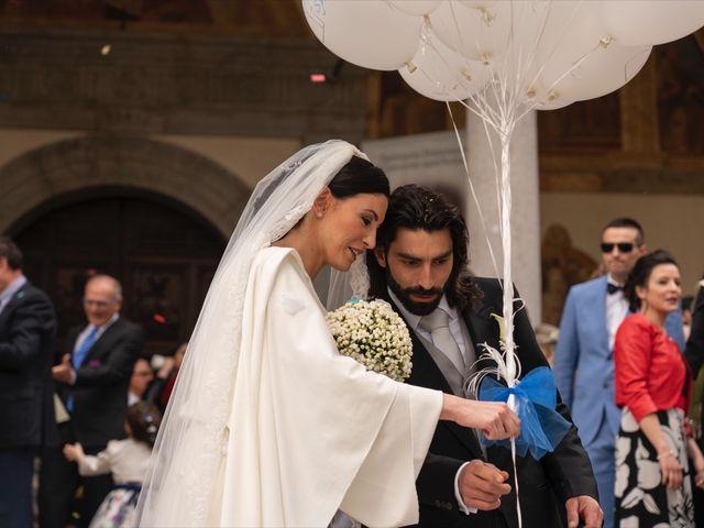 Il matrimonio di Arsenio e Giovanna a Polla, Salerno 33