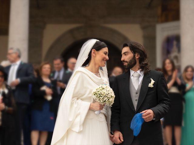 Il matrimonio di Arsenio e Giovanna a Polla, Salerno 34