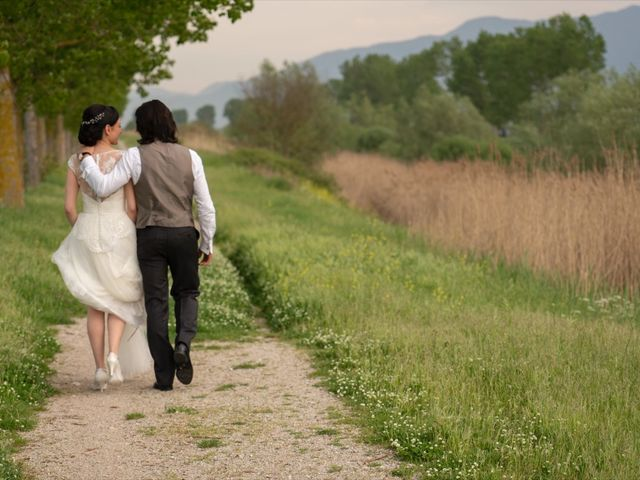 Il matrimonio di Arsenio e Giovanna a Polla, Salerno 39