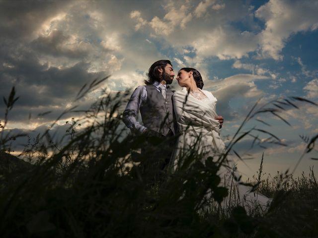 Il matrimonio di Arsenio e Giovanna a Polla, Salerno 51