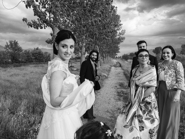 Il matrimonio di Arsenio e Giovanna a Polla, Salerno 55