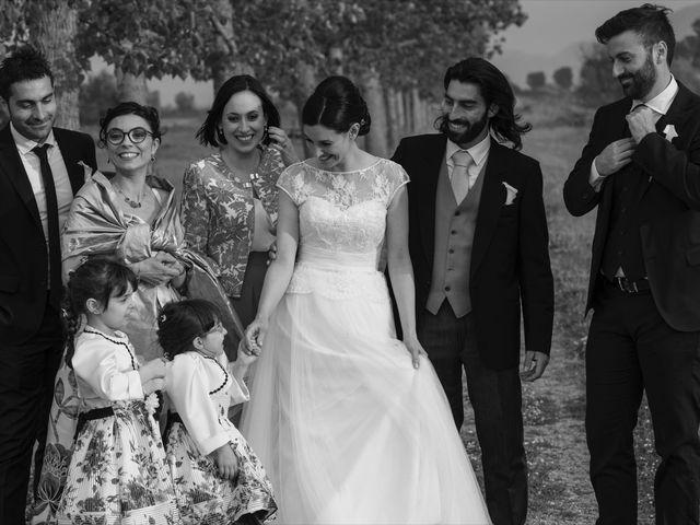 Il matrimonio di Arsenio e Giovanna a Polla, Salerno 60