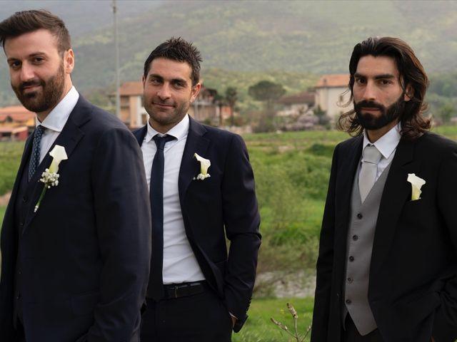 Il matrimonio di Arsenio e Giovanna a Polla, Salerno 64